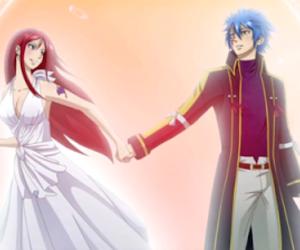 anime, fairy tail, and shounen image