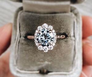 wedding, xxx, and diamond image