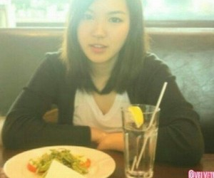 red velvet, wendy, and predebut image