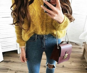 outfit, style, and accessories image