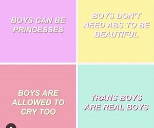 beautiful, boys, and trans image
