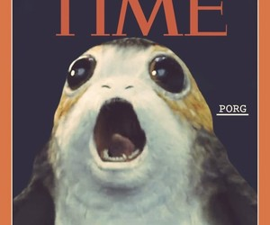 star wars, the last jedi, and porgs image