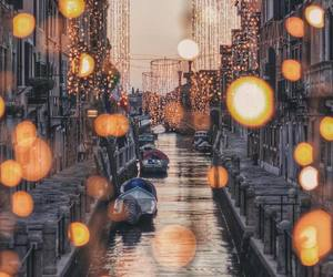 lights and winter image