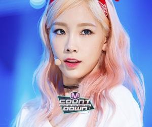kpop, kim taeyeon, and girls generation image