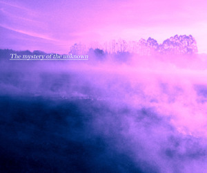 magical, mist, and mystery image