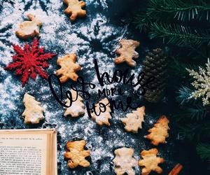 books, christmas, and cook image
