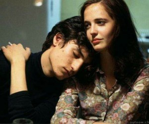 the dreamers, eva green, and louis garrel image
