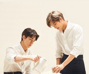 exo, kim jongin, and kai image