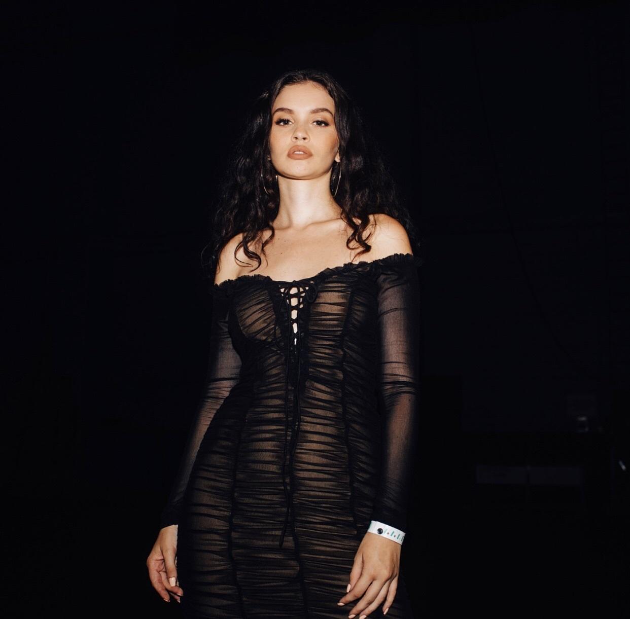 beautiful, black, and sabrina claudio image