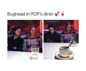 cole sprouse, archie andrews, and bughead image