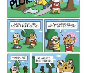 animal, crossing, and animalcrossing image