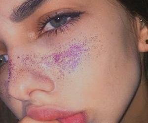 girl, tumblr, and eyes image