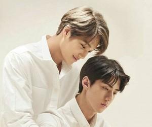 exo, korea, and kaisoo image