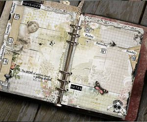 etsy, planner, and weekly planner image