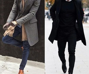 clothes, men's style, and fashion image
