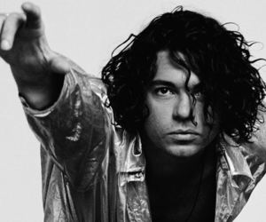 INXS, hutchence, and michael image
