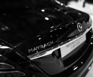 car and maybach image