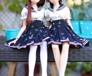beautiful and dolls image