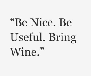 wine, quotes, and nice image