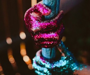 glitter, photography, and tumblr image