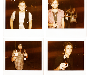 kings of leon, jared followill, and polaroid image