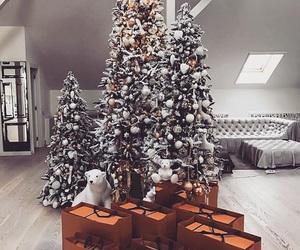 christmas, gift, and luxury image