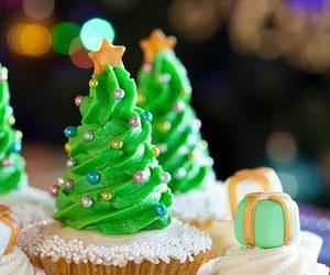 christmas, Cookies, and holidays image