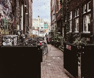 amsterdam, retro, and city image