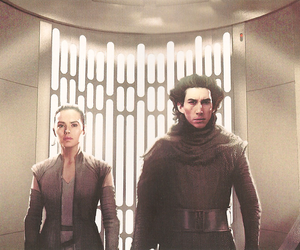 star wars, kylo ren, and the force awakens image