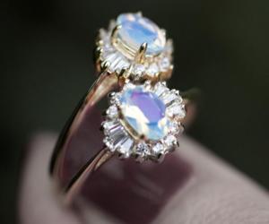artsy, crystal, and diamond image