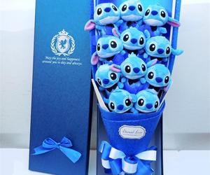 kawaii, stitch, and peluches image
