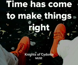 Lyrics, music, and muse image