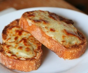 food, bread, and cheese image