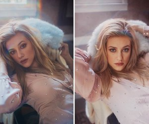 Betty, lili reinhart, and riverdale image