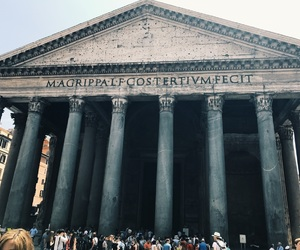history, beautiful, and rome image