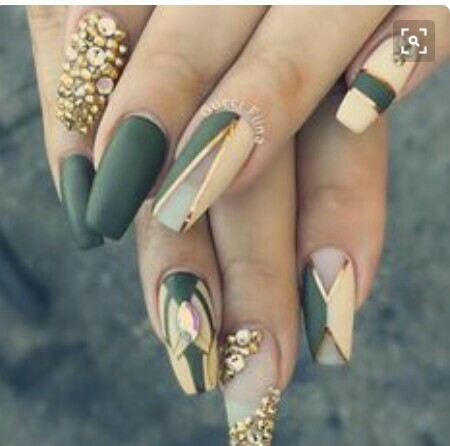Image in cute nails collection by Tami on We Heart It