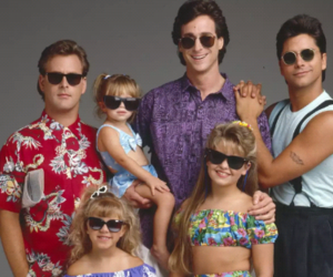 full house, fuller house, and serie image