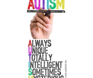 autism, awareness, and intelligent image