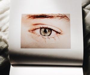 article, eye, and life image