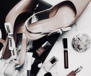 fashion, makeup, and dior image