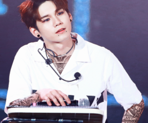 ong, punk edit, and wanna one image
