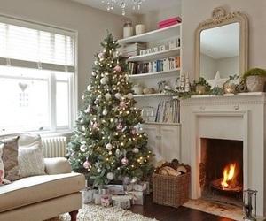 christmas, decoration, and interior image