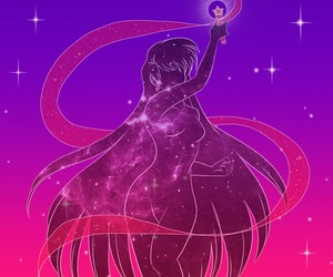 anime and sailor mars image