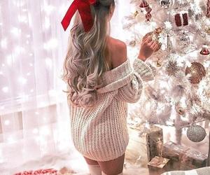christmas and beauty moment image