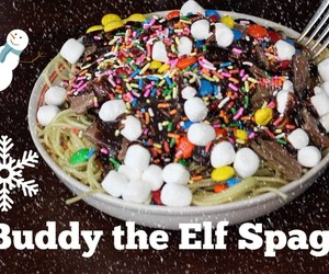 christmas, elf, and buddy the elf image