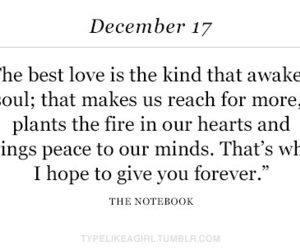 december, movie, and quotes image