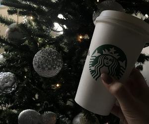 christmas, coffee, and xmas image