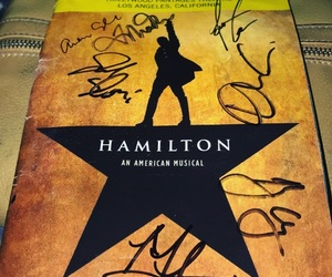 broadway, hamilton, and hollywood image