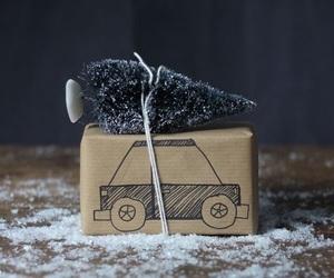 christmas, gift, and diy image