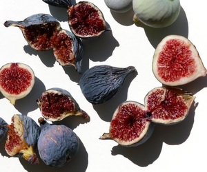 fruit, fig, and aesthetic image